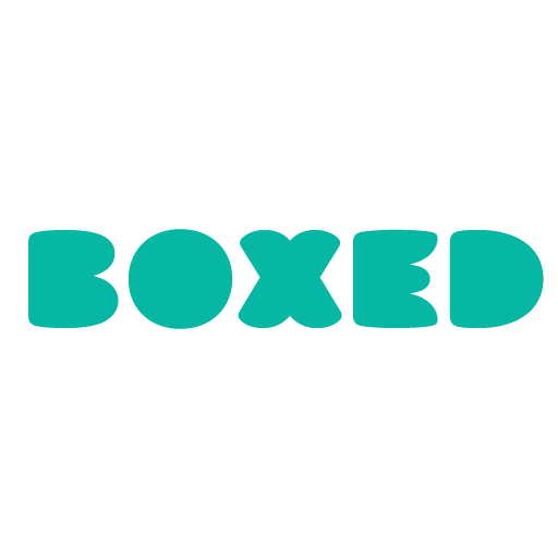 Image result for boxed logo
